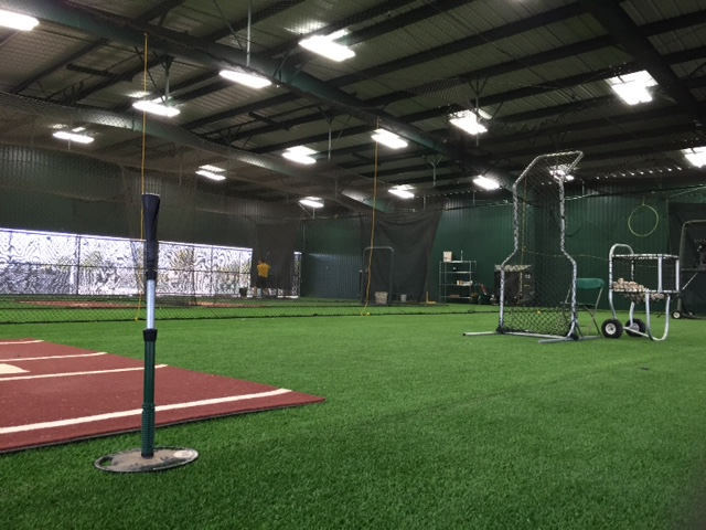 Baylor Batting Cages