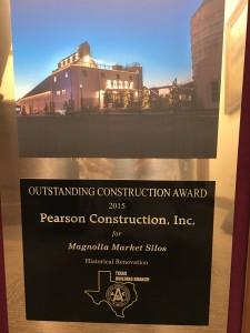 Magnolia Market Silos Award