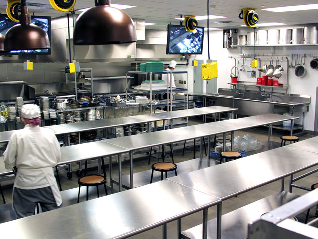 TSTC Culinary Arts Center